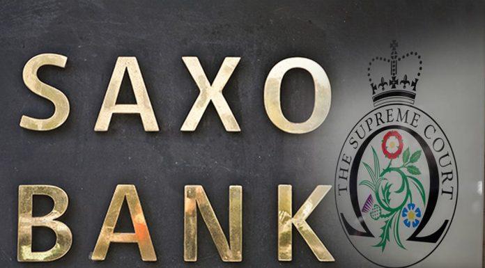 Saxo Bank Wins Supreme Court Case