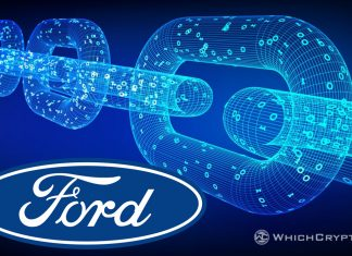 ford working with blockchain